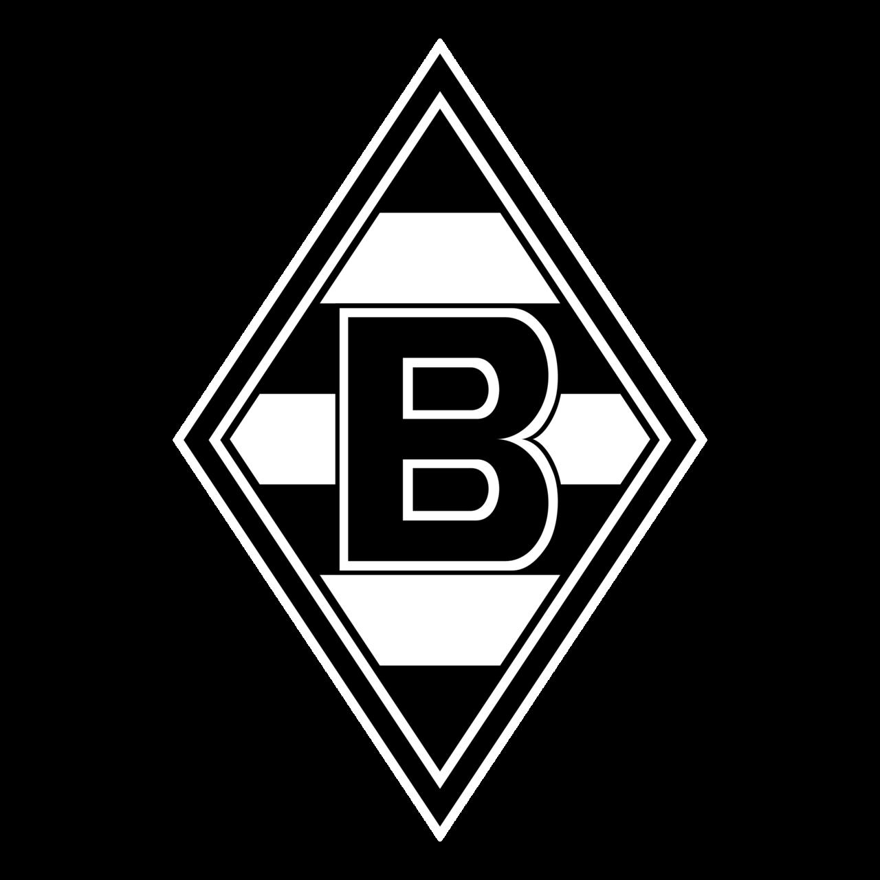 Borussia Monchengladbach Logo PNG Transparent - Brands Logos