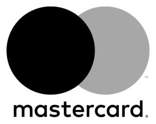 MasterCard Logo Black and White – Brands Logos
